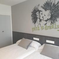 Hotel Arts - Gasteiz Centro, отель в городе Витория-Гастейс