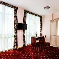 VIP Hostel на Волге, отель в Конакове