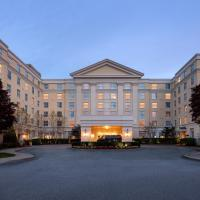 Mystic Marriott Hotel and Spa, hotel in Groton