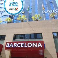 Hotel 3K Barcelona, hotel em Lisboa