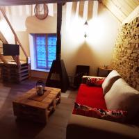 Gîte atypique en Suisse Normande