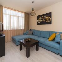 Alma Apartment - Stylish 1BD Flat with Balcony
