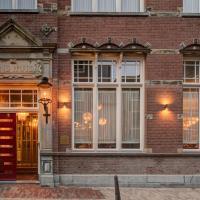 Hotel Mercier, hotel en Jordaan, Ámsterdam