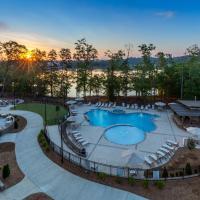 Lakeside Lodge Clemson, hotel in Clemson