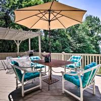 Smith Mountain Lake Home with Deck, Dock & View!