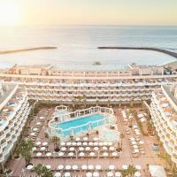 Hotel Cleopatra Palace, отель в городе Плайя-де-лаc-Америкас
