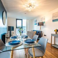 Free Parking, IQuarter Luxe 2 Bed Apartment Sheffield - Available & Book Today - Opulent Living Serviced Accommodation
