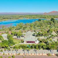 The Kimberley Grande Hotel, hotel near East Kimberley Regional Airport - KNX, Kununurra