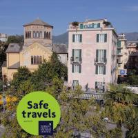 Hotel Stella, hotell i Rapallo