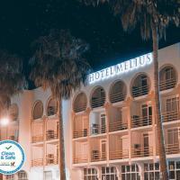 Hotel Melius, hotel in Beja