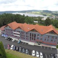 Hotel BouCZECH, hotel in Lipno nad Vltavou