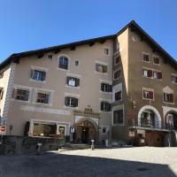 Hotel Klarer, hotel a Zuoz