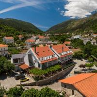 Hotel Berne, hotel en Manteigas