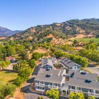UpValley Inn & Hot Springs, Ascend Hotel Collection, hotel in Calistoga