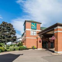 Quality Inn & Suites Garden of the Gulf, hotel in Summerside