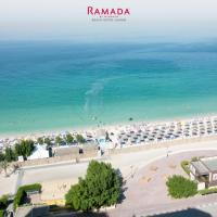 Ramada by Wyndham Beach Hotel Ajman, hotel in Ajman