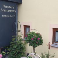 Hausner's Apartments, Hotel in Altenstadt an der Waldnaab
