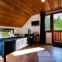 Ubytovanie Bodliak, hotel in Žiar