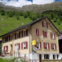 Gästehaus Alpenglühn