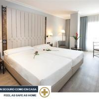 Hotel Gran Via, ξενοδοχείο στο Λογκρόνο