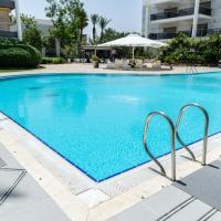 Pool Terrace View - Royal park, hotel near J. Hozman Airport - ETH, Eilat