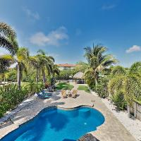 Immaculate Canal Home w/ Pool, Dock & Game Lounge home