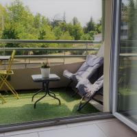 Logement reposant, sécurisé et climatisé, hotel near Avignon-Provence Airport - AVN, Avignon