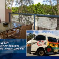 Novena Palms Motel, hotel near Brisbane Airport - BNE, Brisbane