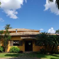Hotel Fazenda Morro Grande, hotel in Simão Pereira