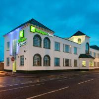 Holiday Inn Express London Chingford, hotel v Londýne