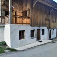 Appartement dans ferme rénovée au cœur du Grand Massif