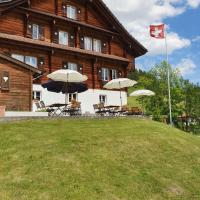 Ybrig Lodge, hotel in Unteriberg