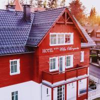 Hotel Willa Odkrywców – hotel w Szklarskiej Porębie