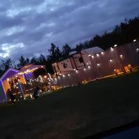 The Happy Place, Its a Paradise, hotel em Tracadie