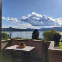 Bnbook - La casa sul Lago Maggiore, hotell i Ispra