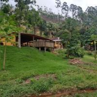 Sítio Boa Sorte - Casa Rústica