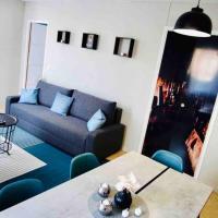 Chez Noah magnifique appartement de 90M2 à 5 Min de la plage