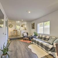 Modern Apt 8 Miles to Downtown San Francisco!