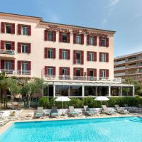 The Originals Boutique, Hôtel des Orangers, Cannes (Inter-Hotel), отель в Каннах
