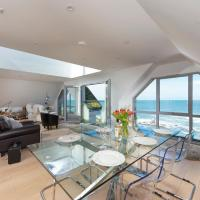 Fistral beach Penthouse, Newquay