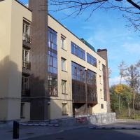 Apartment on Sofiyskiy Bulvar 32а