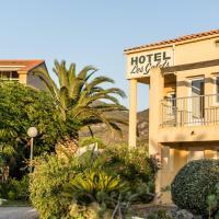 Hotel Les Galets, отель в Сен-Флоране