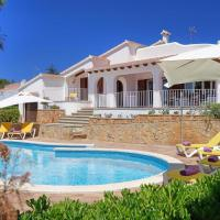 Punta Prima Villa Sleeps 9 with Pool Air Con and WiFi
