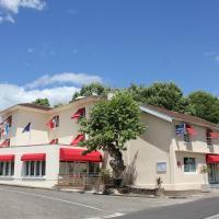Hôtel du Lac d'Arjuzanx、アルジュザンウーのホテル