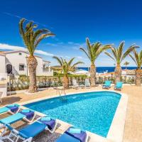 Punta Grossa Villa Sleeps 6 with Pool Air Con and WiFi