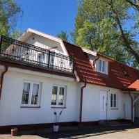 Lägenhet i Gästhus La Casa, i hjärtat av Listerlandet, 5 bäddar