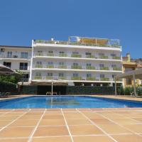 Hotel Santa Anna, hotel en L'Estartit