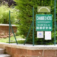 LES PETITS JARDINS, hôtel à Marcillac-Vallon