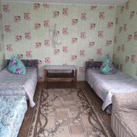 Байкальский уют, отель в Усть-Баргузине