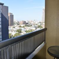 Accommodation Sydney Studio with balcony apartment